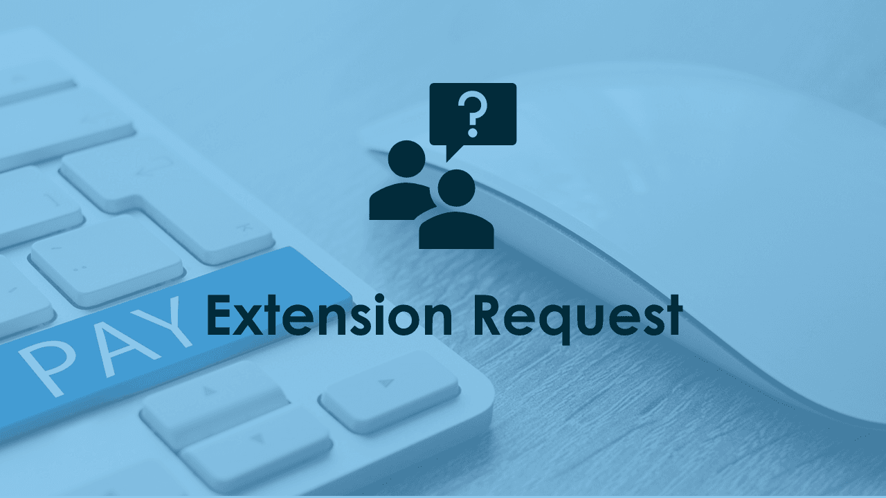 Extension Request