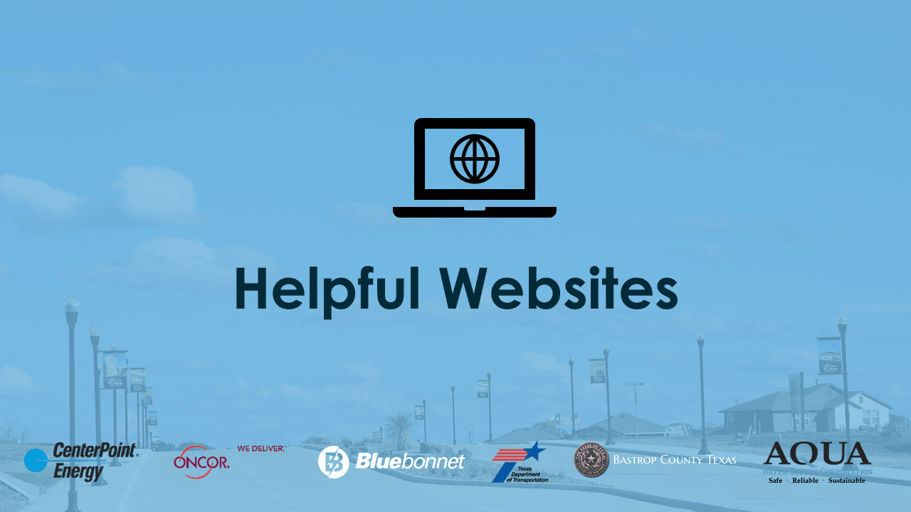 Helpful Websites