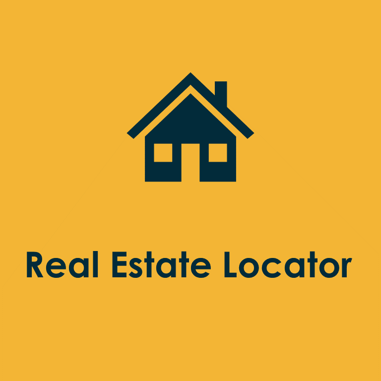 real estate locator